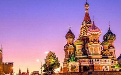 RUSSIA IN CAMPER
