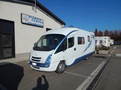 Camper e caravan usati Reggio Emilia